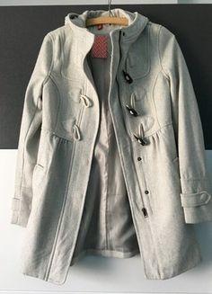 Kaufe meinen Artikel bei #Kleiderkreisel http://www.kleiderkreisel.de/damenmode/mantel/143021532-mantel-mit-kaputze-in-xs