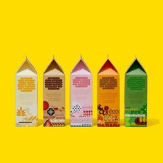 Hummingbird Wants You To Start Your Day Off With A Smile — The Dieline | Packaging & Branding Design & Innovation News