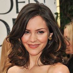 Long hair will always be in style, but medium is the new it length -- it's easy to style and maintain but you can still pull it back. Best of both worlds! Get inspired by our 10 favorite medium celebrity hairstyles for curly or wavy hair.