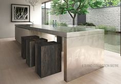~ Timber Flooring, Tongue n Groove - Eterno Collection - Bistre ~ Timber Walls, Timber Flooring, Tongue And Groove Timber, Kitchen Interior, Kitchen Design, Timber Staircase, Kitchen Benchtops, Floor Colors, Kitchens