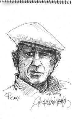 GERALDO ROBERTO DA SILVA: Picasso