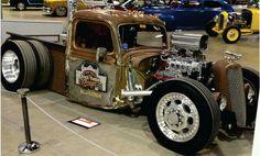 Rat Rod truck..