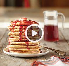 Vitamix | Buttermilk Pancakes