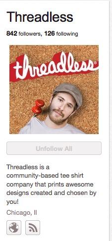 http://pinterest.com/threadless/