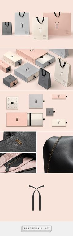 Twice Fashion / Chinese luxury accessory brand by SocioDesign