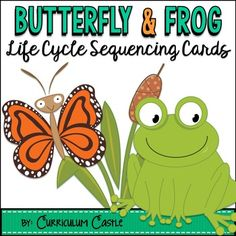 These sequencing cards are a great visual aid for students who are just…