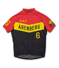 Twin Six The Speedy Arenberg Jersey Cycling Art 89ad2fdbb