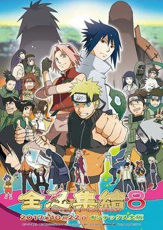Naruto Shippuden to Boruto