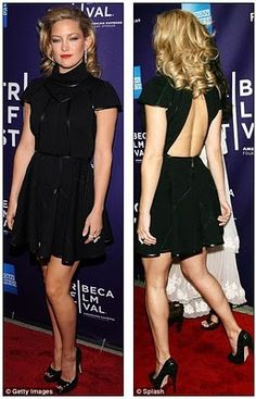 """Kate Hudson in Louis Vuitton at the N.Y. premiere of """"The Killer Inside Me"""" at the Tribeca Film Festival, April 2010"""