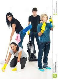 Equipe de limpeza pos obra rhservicosgerais@globo.com
