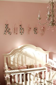 A little girl's room fit for a princess...