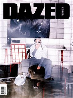 LIKE : Dazed Korea 100 X BIGBANG G-Dragon Cover Magazine BIGBANG Cover Series