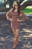 Colors Of The Wind Dress: Multi | Hope's