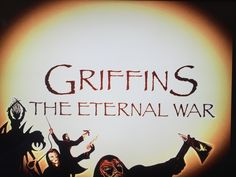 The killer team that is the Griffins Art work by Mick Nolan