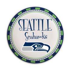 Seattle+Seahawks+Wordmark+Plate