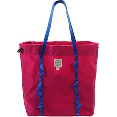 """Epperson Tote Bag """"Climb Tote"""" Women's Eq140203 Pink Size One Sale"""