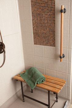 Bathroom Grab Bars Designer great grabz teak grab bar #grabrail #disabledliving | | disability