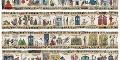 Feast Your Eyes On The Entire 'Doctor Who' History In One Amazing Tapestry