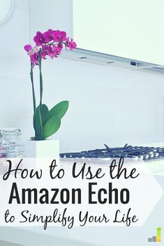 The Amazon Echo is a voice activated device that brings Amazon into your home. Read my Amazon Echo review to explore its features and discover how it works.