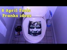 7 Simple April Fools Day Pranks Ideas - YouTube