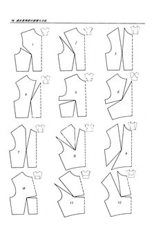 Image gallery – Page 560416747370894487 – Artofit Sewing Lessons, Sewing Hacks, Sewing Tutorials, Sewing Projects, Pattern Draping, Bodice Pattern, Bra Pattern, Techniques Couture, Sewing Techniques
