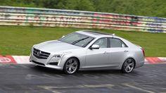 #Silver 2014 #Cadillac CTS