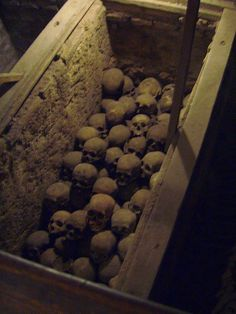 catacombs, Lima, Peru