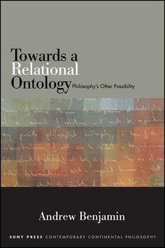 Towards a Relational Ontology