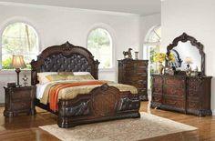 Quenisha Eastern King Bed 20697EK