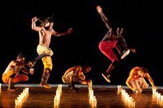 'En Cali se baila así', en rueda de prensa con el preámbulo de la 1a. Bienal Internacional de Danza -