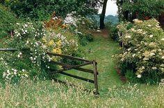 unique  english gardens | Meadow Gardens | Michael Bates - English Country Garden Design ...