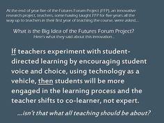 https://flic.kr/p/u8JRXB   Educational Postcard: If teachers experiment then students engage