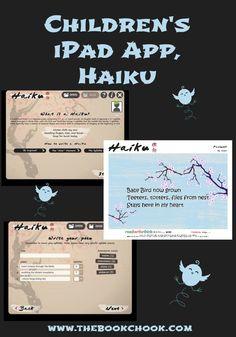 Children's iPad #App, Haiku #edtech