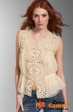 crochet clothing ideas
