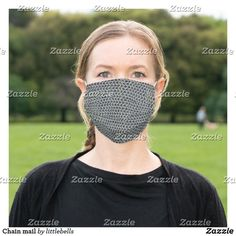 Face Mask with Chain mail #homemadefacemasksrecipes #homemadefacemasksglow #homemadefacemaskspeel #homemadefacemasksforkids #homemadefacemasksfordryskin #homemadefacemasksforpores