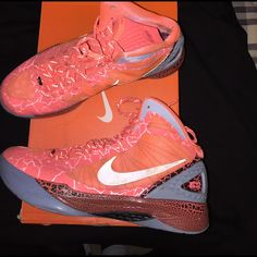 buy popular abb5e 571da Nike Shoes   Nike Zoom Hyperdunk 2011 Blake Griffin   Color  Orange   Size   10