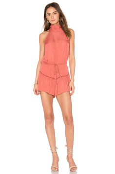 3d0d166bb2c8 Shop for SAYLOR Marigold Romper in Pappika at REVOLVE.