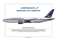Airlinerart, Aviation Art Prints, Airliners, Airplanes, Aircraft, Boeing Prints…