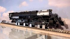 "Rivarossi HR2358 Union Pacific ""Big Boy"" digital sound demo"