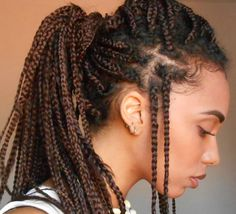 Pam Siqueira Blog: Box Braids / Tranças Rastafari Dúvidas, Dicas e Mais