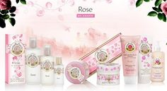 Gama Rose, o aroma relaxante | Roger Gallet