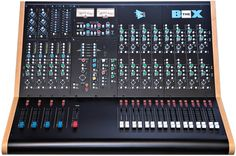 API Audio The Box Compact Recording and Mixing Console - Vintage King Audio