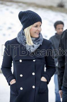Наследная пара Норвегии посетила центр по делам беженцев: ru_royalty