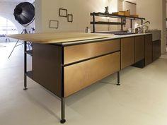 Cocina modular SALINAS by Boffi diseño Patricia Urquiola