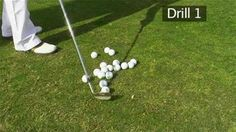 Golf: Chipping Practice Drills (Practice Drills)