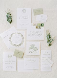 Photography: Lacie Hansen - laciehansen.com   Read More on SMP: http://www.stylemepretty.com/2016/04/25/calligraphy-cocktails-perfect-garden-setting-a-summer-wedding-dream/