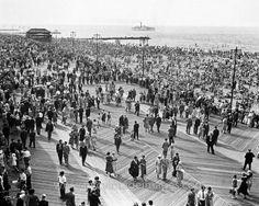 Coney Island, Brooklyn, 1932