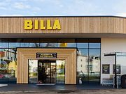The low-energy operation of the BILLA Vösendorf branch starts with the access solution. Two automatic sliding doors ST FLEX Green with thermally separated profiles were installed at the main entrance. #architecture #design #building #ArchitectureDesign #Smartandsecureaccesssolutions #TrustedAccess #STFLEXGreen #AutomaticSlidingDoor