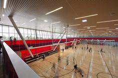 California State University, Northridge Student Recreation Center; Northridge, California - LPA