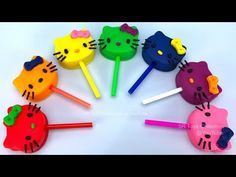 Fun Learning Colours with Surprise Balls and Surprise Eggs with Teletubbies for Children - YouTube